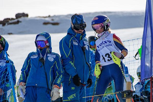 Galería Club Ski la Parva